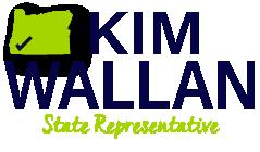 Kim Wallan Oregon State Representative